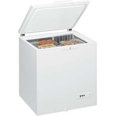 Congelateur Coffre Classe A+ - Whirlpool - WHM2110 - Congélateur Coffre -