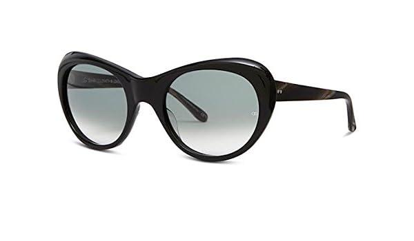 88301f96ccd Oliver Goldsmith Sunglasses Majesty 1   BLACK   HORN  Amazon.co.uk  Clothing