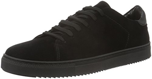 Tamboga 463, Sneakers Basses Homme Noir (01)