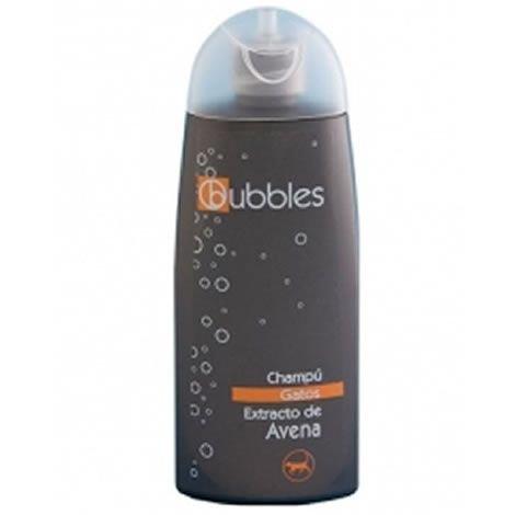 Bubbles - Champú Gatos Con Avena, 0.25KG