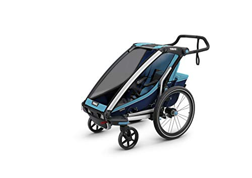 Thule Baby Chariot Cross 1, blau, One Size