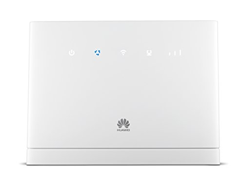 Huawei B315s-22 Router Wireless 4G da 300 MBps 4G con 3 Antenne Integrate, 2.4 G e 5 G Dual Band