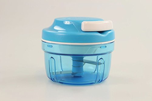 Tupperware Chef Turbo de chef Color Azul Claro Cortador de cebolla Cebolla Speedy P 20840