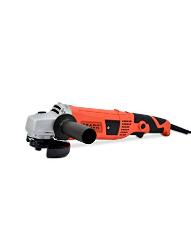 Spark - Amoladora angular 1050W, diámetro de disco 125 mm, 3000 - 11000rpm velocidad variable, 220V...