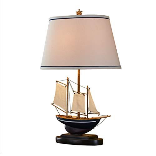 EU13 Nordic kreative lampe LED kreative segeln form metall dekoration lampe schlafzimmer wohnzimmer hotel einkaufszentrum club tischlampe