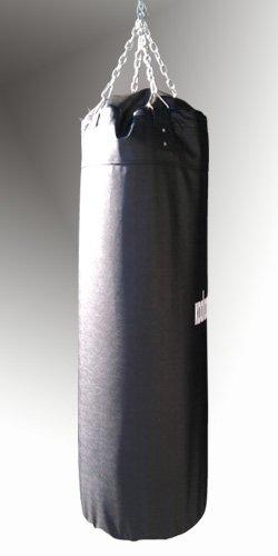 KOOLOOK Sacco da Boxe Pieno Nero 40 kg, Box Arti Marziali, Sacco Boxe Pieno, Sacco da Pugilato