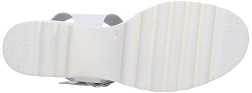P1 - Padua, Scarpe Col Tacco da donna argento (Silber  (Silver))