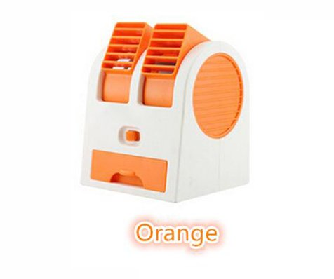 BiabaCollection New Real Mini Fan Air Conditioning ( Buy and Get 5Pc Led Laptop Light Free )