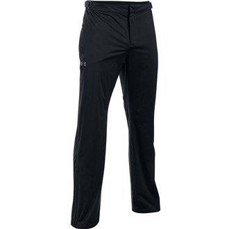 dc96c3e06188 Under Armour 2016 Storm 3 Rain Pants Mens Waterproof Windproof Performance  Golf Trousers Black Medium