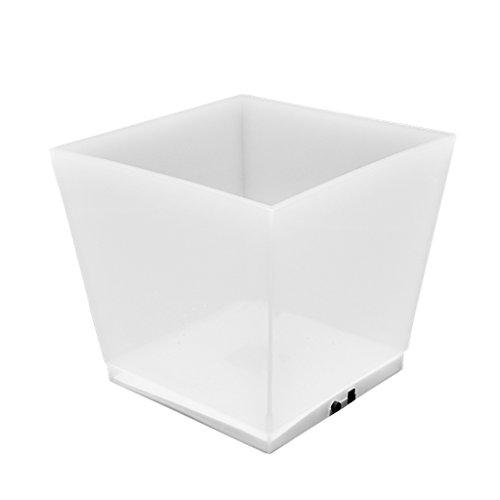 Gazechimp 10L Eiskübel mit LED Beleuchtung USB Charging