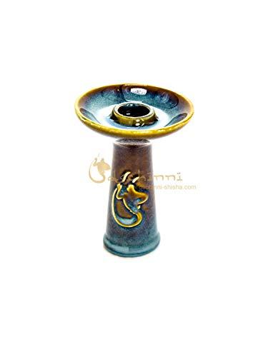 Dschinni Phunnelstar Einlochkopf Neptun | Shisha Kopf | Wasserpfeife | Hookah