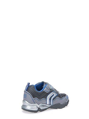 Geox J641BC 0FUFE Sneakers Bambino Grigio