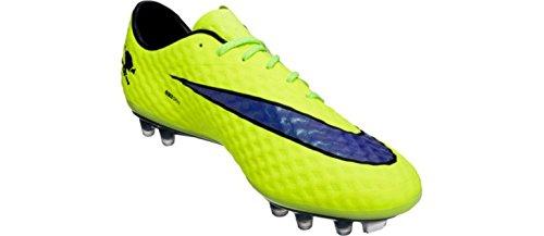 NIKE-Scarpe da calcio NIKE HyperVenom Phantom FG-Scarpe da calcio per uomo Giallo (giallo)