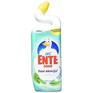 WC-Ente Total Aktiv Gel Minze, 750 ML