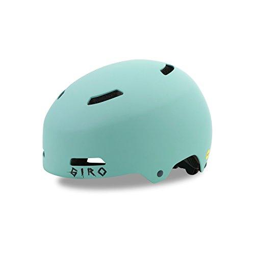 Giro Quarter FS MIPS BMX Dirt Fahrrad Helm frost türkis 2018: Größe: M (55-59cm) (Skate Park City)