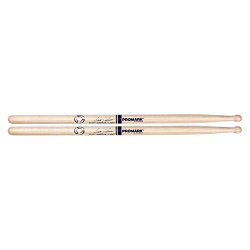 pro-mark-txdc17iw-bacchette-per-batteria-da-parata-in-legno-hickory-modello-scott-johnson-blu