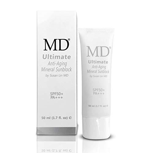 Beste Feuchtigkeitscreme Fettige Haut Spf (MD Ultimate Anti-Aging-Mineral-Block von Dr. Susan Lin)