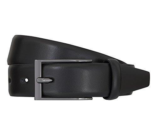 LLOYD-Herren-Ledergürtel 30 mm schwarz BW110