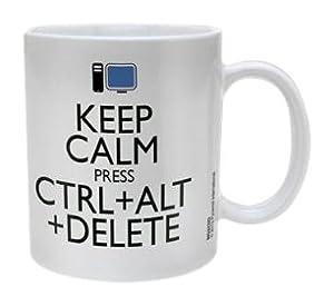 Keep Calm Alt Delete