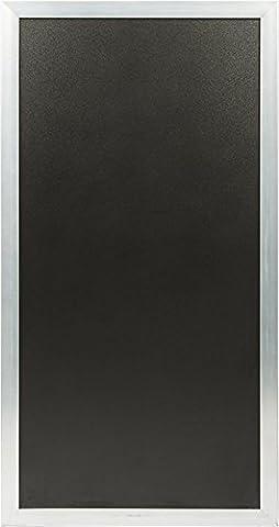 Securit Multi Board Modular Chalkboard, Black (SBM-BL-115)
