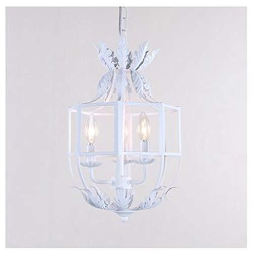 Kronleuchter Lichter Globale Rabatt Beliebtesten Mini Käfig Laterne Eisen Kerze Kronleuchter Beleuchtung 6 Beleuchtung (Color : B) -