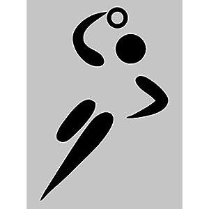 Aufkleber Handball Nr. 1