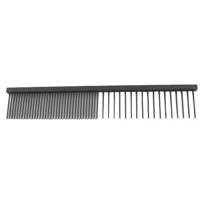 GROOM PROFESSIONAL Anti-Satic Comb, Black by CHUSQ