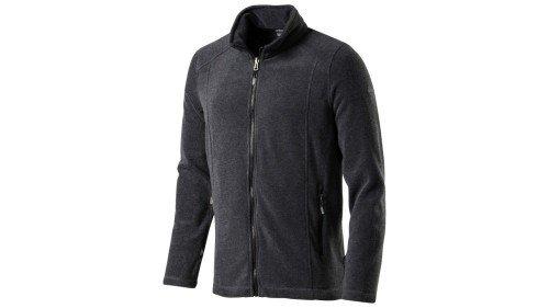 McKINLEY Herren White Mountain Fleece-Jacke, grau, XL -