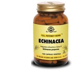 Solgar ECHINACEA - 100 vegetarian capsules - EU-Compliant from Solgar
