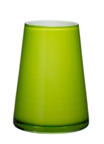 Villeroy & Boch Numa Vase Juicy Lime, 20 cm, Glas, Grün - Villeroy Boch Vasen