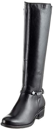 Tamaris Damen 25509-21 Stiefeletten, Schwarz (Black 1), 37 EU