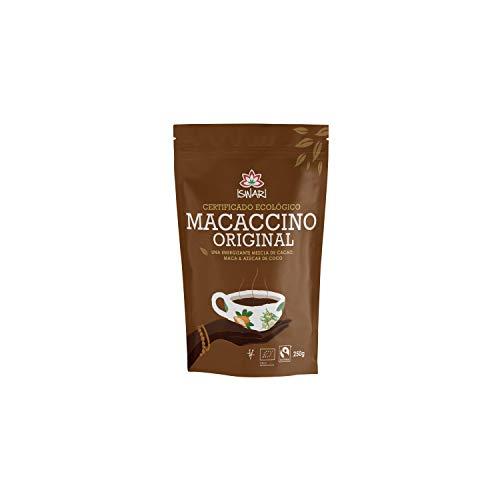 Iswari Macaccino Superalimento 250Gr; Bio 1 Unidad 300 g
