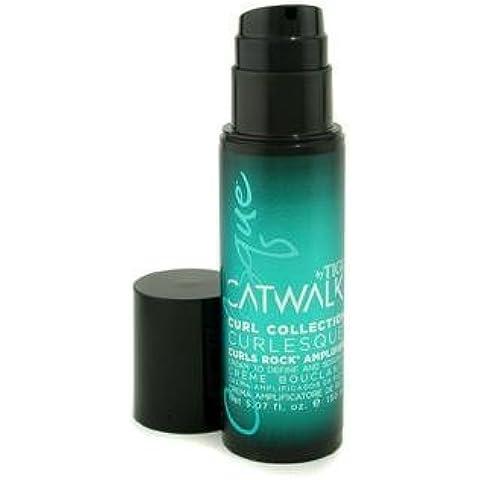 Hair Care-Tigi - Catwalk - Hair Care-Catwalk Curlesque Curls Rock Amplifier-150ml/5oz by TIGI