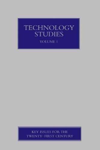 technology-studies-key-issues-for-the-21st-century