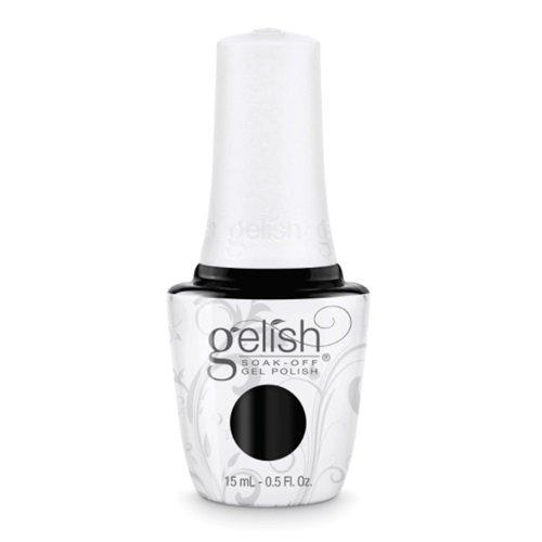 0.5 Unze Gel (Gelish Soak Off Gel Nagellack, schwarz Schatten, 0,5Unze von Gelish)
