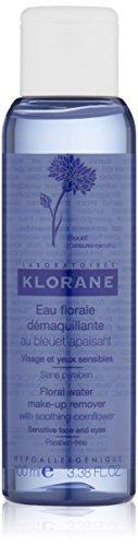 Klorane eau florale démaquillante visage et yeux