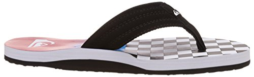 Quiksilver Basis, Tongs Homme Noir