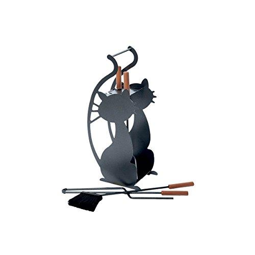 EDILCERAMICHE PaSINI Line Kamin Gestell Set Zubehör Werkzeuge Kaminofen TR570