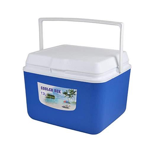 franktea 13L Tragbare Kühlboxen Camping Kühler Cool Car Kühlschränke Home Barbecue Angeln Box Camping