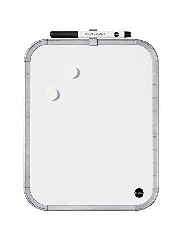 bi-silque-clk020303-easy-magnettafel-rahmen-aus-kunststoff-lackierter-stahl-28-x-36-cm-weiss