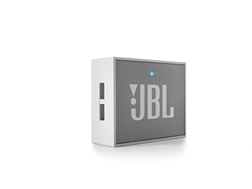 JBL GO Portable Wireless Bluetooth Speaker (Grey)