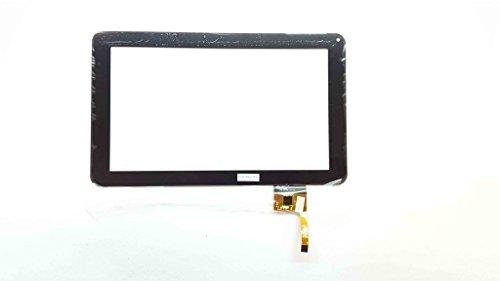 Schwarz Touchscreen Digitizer glas komp. Mit DGM T909 T-909 T909s T-909s