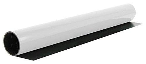 Magnet Experten f4mf61W-1Large flexible Magnetfolie, weiß