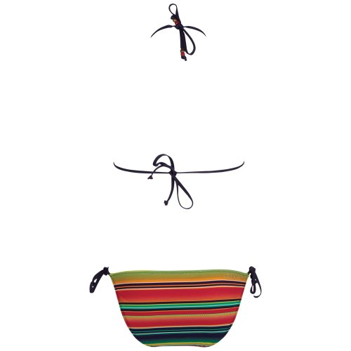 Chiemsee Damen Bikini Edyta Stripe Mint