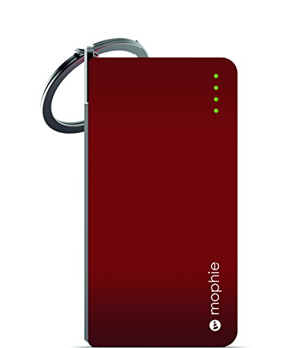 Mophie Juice Pack Reserve Batteria Esterna con Connettore Lightning, Rosso