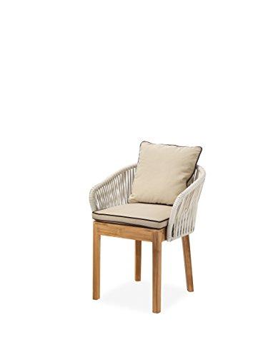 Viola Spessore 6 cm Circa 47 x 47 cm beo B022 Firenze BA1 Edizione cordone di sgabelli panche e sedie