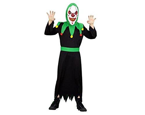 Imagen de disfrazzes  disfraz de payaso diabólico para niños 5 6 años