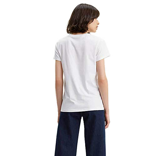 Levi's   The Perfect Tee Peanuts W T-Shirt White