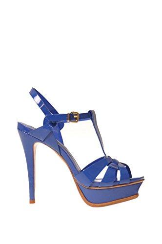 Schutz 42041020, Sandales femme Bleu