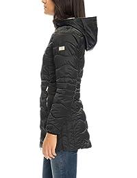 Amazon.it  YES-ZEE - Nero   Giacche e cappotti   Donna  Abbigliamento 2ea13d8f0f0